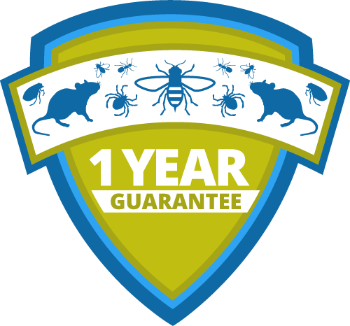1 Year Guarantee | Gilpins Pets Control