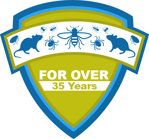 over 35 years | Gilpins Pets Control
